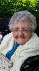 Margaret Ellen  Grady (LaBossiere)